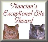 Nancian's Award